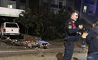 Alanya'da feci kaza: 1 ölü 1 yaralı