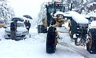 Alanya'ya sarı alarm! Kar yağışı ve kuvvetli sağanak uyarısı