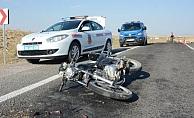 Alanya'da kayalıklara çarpan motosiklet sürücüsü yaralandı!
