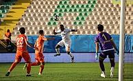 Alanyaspor kupada işi ilk maçtan bitirdi: 5-1