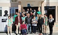 Alanyaspor'dan özel öğrencilere ziyaret