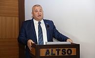 ALTSO'da yılın son meclisi gerçekleştirildi