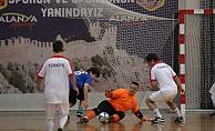Down sendromlular milli takımı Alanya'da kampa girdi