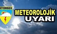 Meteoroloji Alanya için rüzgar ve don uyarısı!