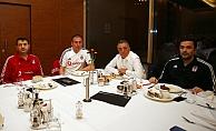Ahmet Nur Çebi, Antalya'da takımla bir araya geldi