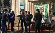 Alanya Belediyesi'nden ALKÜ'de öğrencilere çorba ikramı