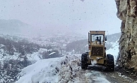 Alanya'da kapanan yollar açıldı! Mahsur kalan vatandaşlar kurtarıldı