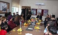 Alanya'da 'Ustalar Buluşması' başladı