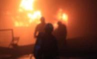 Alanya'da ocakta unutulan yemek yangın çıkardı!