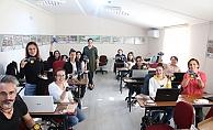 ALKÜ'DE robotik kodlama eğitimi eğitim kursu