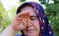 """Eşini 21 yerinden bıçakladı, """"Yeşil gözlerine kurban olurum"""" dedi"""