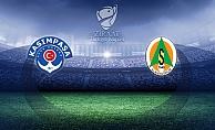 Kasımpaşa - Aytemiz Alanyaspor maçı bugün