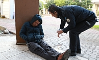 Polisin 2020'deki ilk alkollü vatandaş sınavı