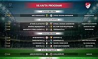 Süper Lig'in 18, 19 ve 20. hafta programı açıklandı