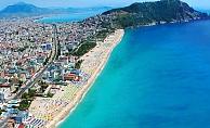 Türkiye'nin en sıcak yeri Alanya oldu
