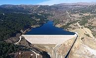 26 adet sulama tesisi, 14 baraj ve 1 gölet tamamlandı