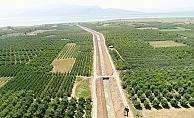 400 bin dekar arazi sulamaya açıldı
