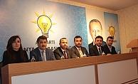Alanya Ak Parti Divan Kurulu toplandı