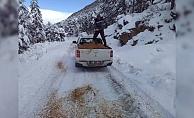 Alanya'da bu yollara dikkat! Buzlanma uyarısı yapıldı