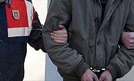 Alanya'da cep telefonunu düşüren acemi hırsız yakalandı!