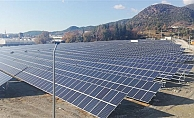 Alanya'da GES 4 üretime başladı