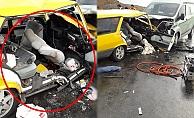 Alanya-Gazipaşa yolunda feci kaza!