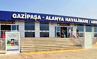 Alanya GZP'de uçuşlar iptal oldu!