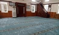Alanya Kızılay'dan o camiye yardım