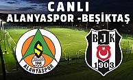 Alanyaspor-Beşiktaş maçı CANLI ANLATIM