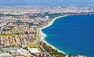 Antalya, 2 milyon 511 bin 700 nüfusuyla 5'nci sırada!