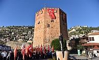Atatürk'ün Alanya'ya gelişi kutlanacak