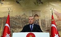 """Cumhurbaşkanı Erdoğan: """"2020 hedefi 58 milyon turist, 41 milyar dolar turizm geliri"""""""