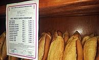 Ekmek fiyatları yüzde 20 zamlandı