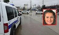 Genç kadını göğsünden vurup yola attılar