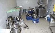 Hırsızlar MYO'nun uygulama mutfağından 100 bin TL değerinde malzeme çaldılar
