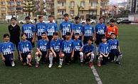 Kestelspor'un gençlerinden galibiyet