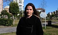 Mağdur kadın avukat, sanık olarak gösterilince şok oldu