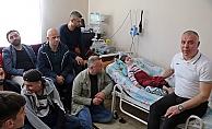 SMA Hastası 3,5 yaşındaki Uğur'a Turanspor desteği -