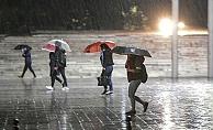 Ülkemiz yeni yağış dalgasının etkisi altına giriyor
