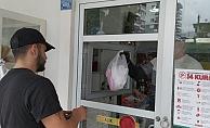 Alanya'da koronavirüse savaş açan marketçi!