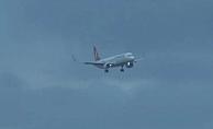 Alanya GZP'de uçuşlara rüzgar engeli!