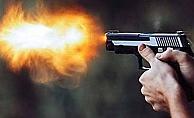 Alanya'da silahlı kavgada kan aktı! 1 yaralı