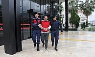 Alanya'da Suriyeli cami hırsızı tutuklandı!