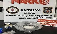Alanya'da uyuşturucu tacirlerine baskın!