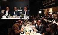 Alanyaspor ve Antalyaspor dostluk yemeğinde buluştu