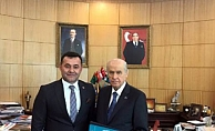 Başkan Yücel'in, Devlet Bahçeli ile buluşması ertelendi