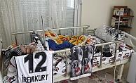 Beşiktaş aşığı SMA hastası İrem hayata gözlerini yumdu