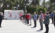 Alanya'da CHP ve ADD'den 23 Nisan töreni