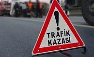 Alanya'da otomobil motosiklete çarptı: 1 yaralı