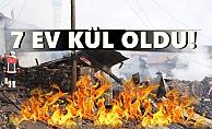 Ankara'da yangın paniği!